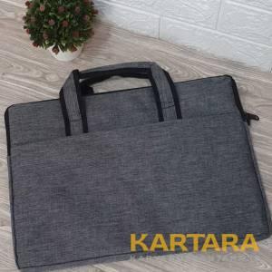 Tas Seminar Kit - Paket Tas Laptop Seminar Kit - Abu-Abu (1 Paket Isi 5 pcs)